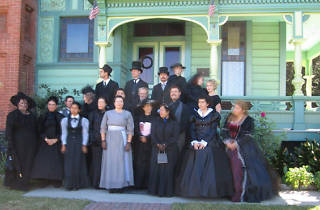 Halloween & Mourning Tours.
