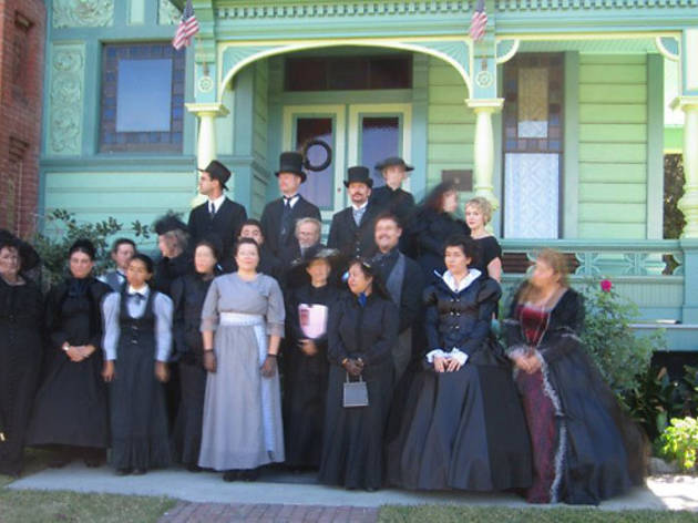 Halloween & Mourning Tours