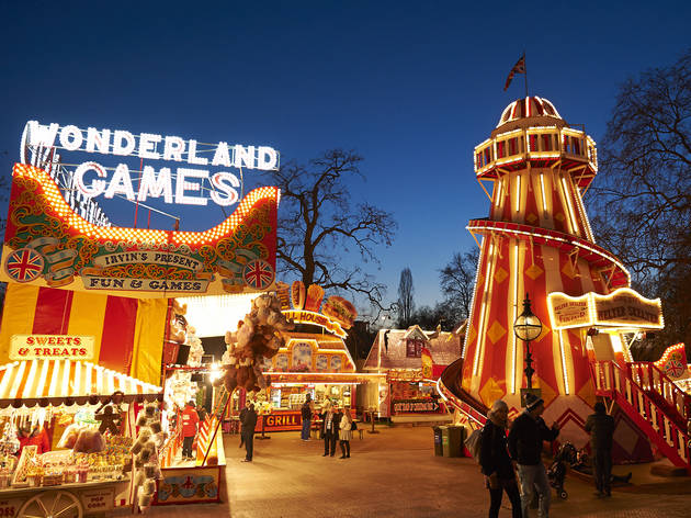Hyde Park Winter Wonderland, Press Image, 2013