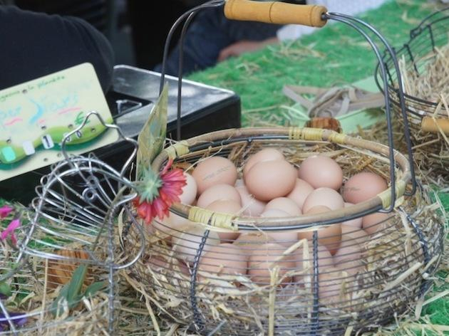 Marché biologique des Batignolles