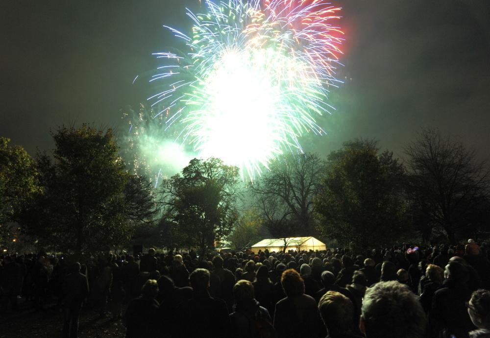 Bishops Park Fireworks