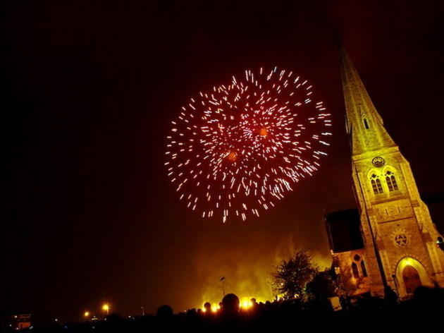 Blackheath Fireworks