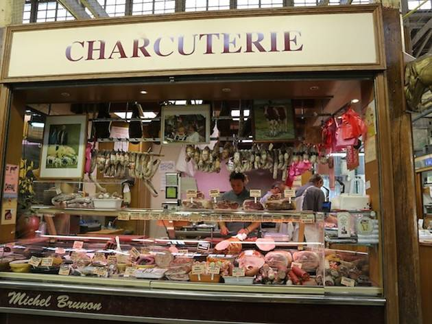 Marché Beauveau (© Barbara Chossis)