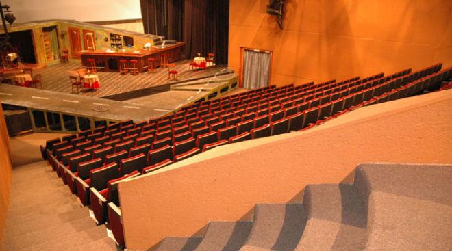 Teatro Juan Ruíz de Alarcón