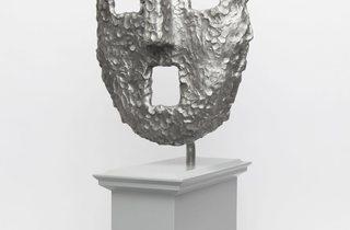 Ugo Rondinone ('Moon Mask')