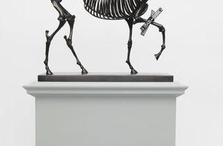 Hans Haacke ('Gift Horse')