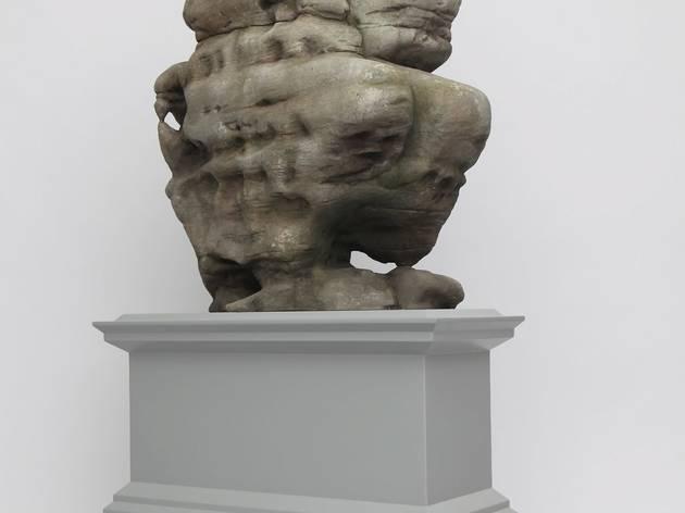 Marcus Coates ('Unmade Monument)