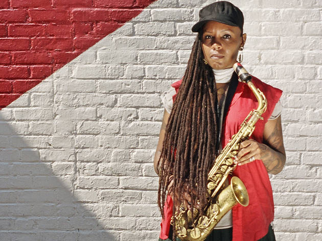Saxist Matana Roberts discusses this week's Michael Brown memorial benefit