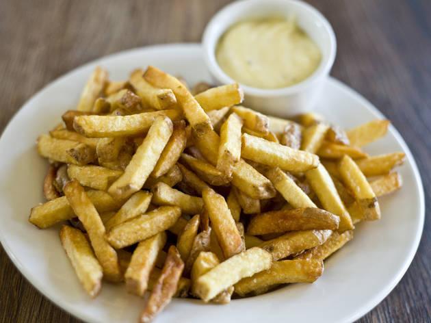 French fries at Reynard