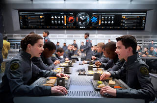 Ender's Game: movie review