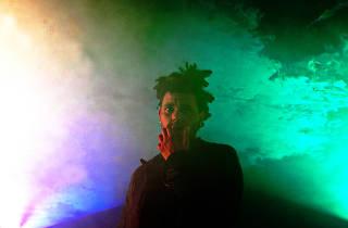 The Weeknd + BANKS + Anna Lunoe