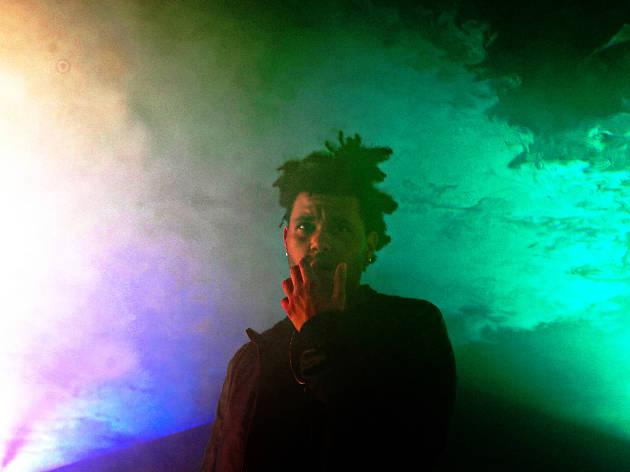 The Weeknd + BANKS + Travi$ Scott