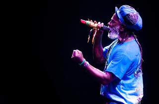Burning Spear + OneBeat