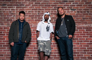 Deltron 3030: Del the Funky Homosapien with Dan the Automator and Kid Koala