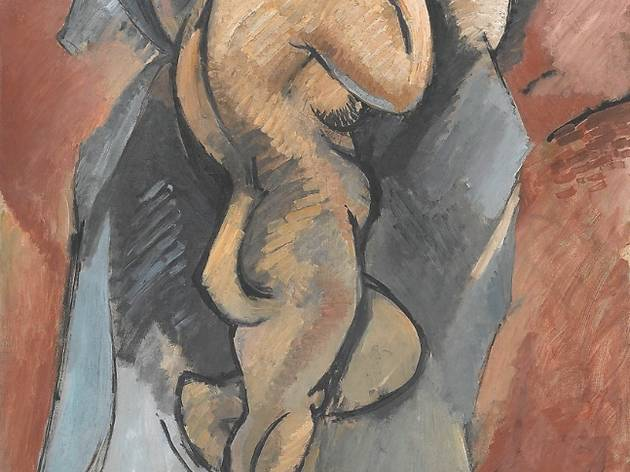 Georges braque art paris for Braque oeuvres