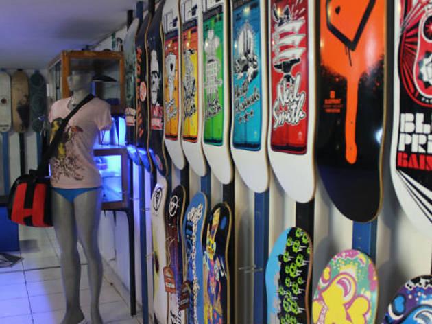 FUSION THE RISE SkateShop