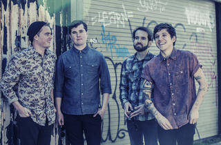 Surfer Blood + Wake Up