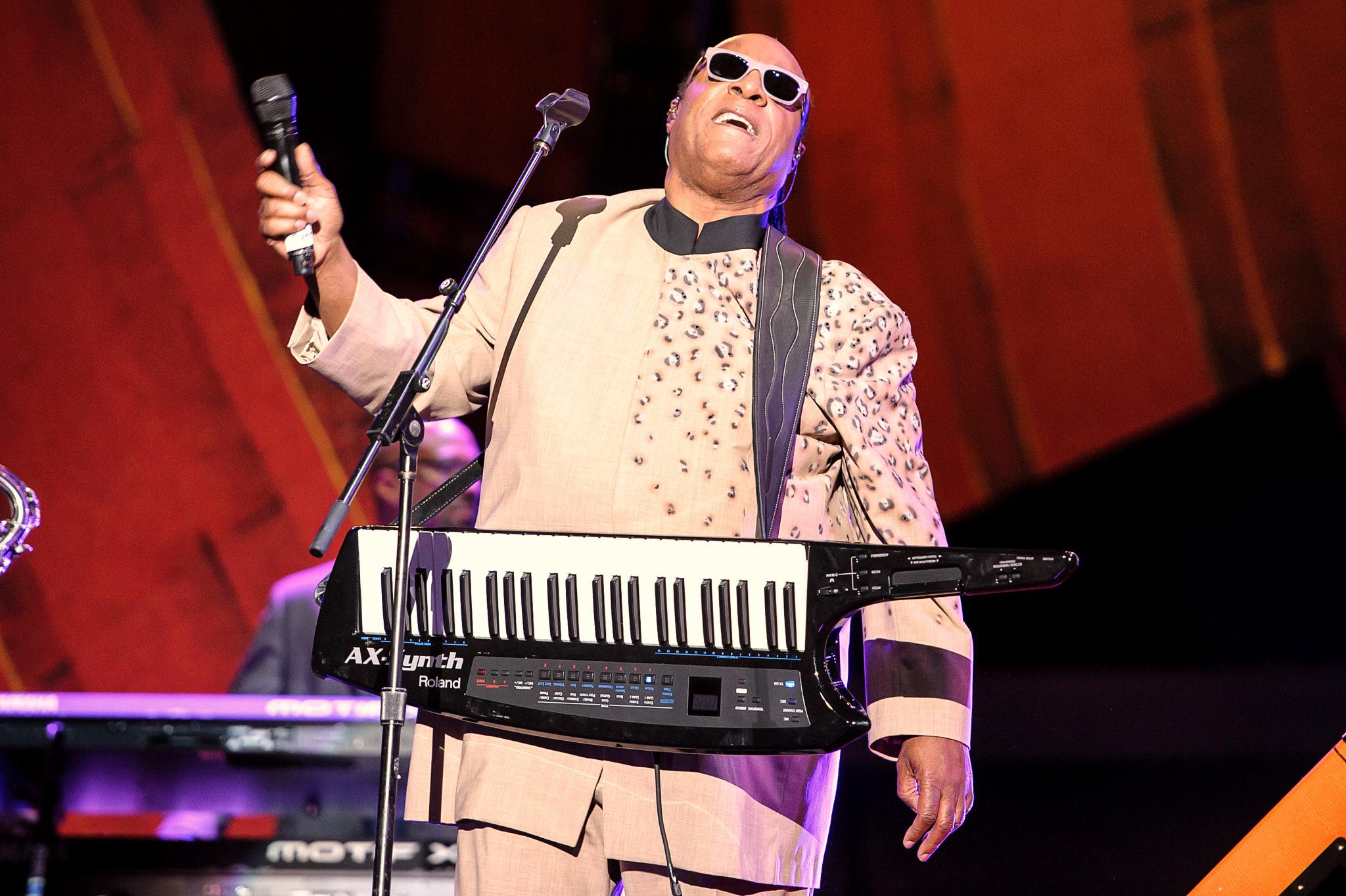 Stevie Wonder | Madison Square Garden; Nov 6