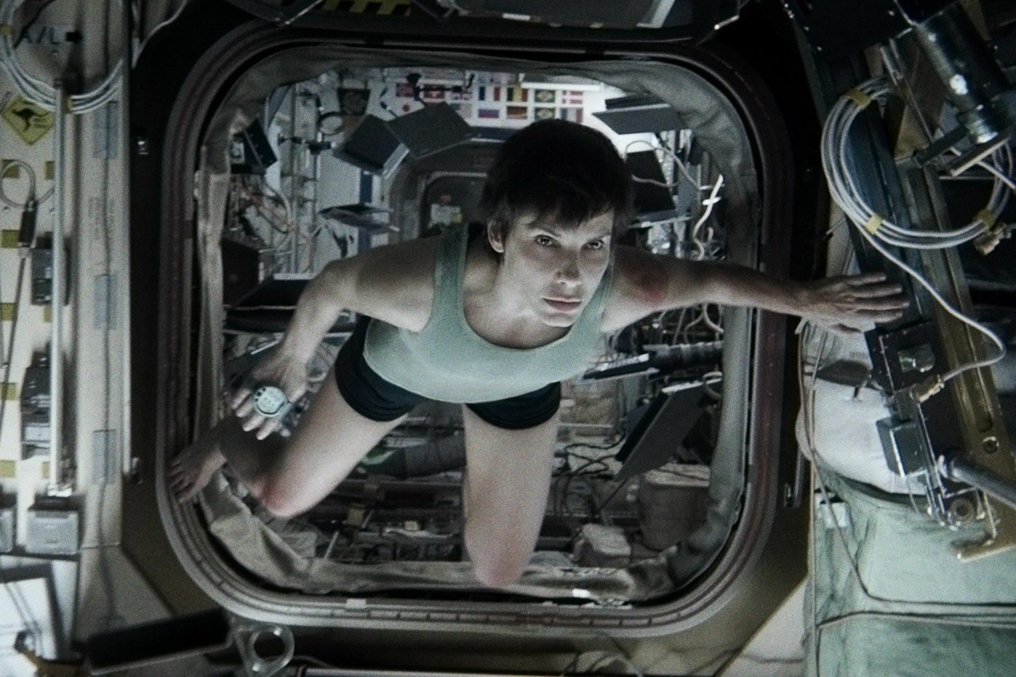 Under the Skin, Gravity, Jodorowsky's Dune