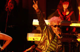 Rufus with Sly Stone