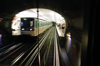 Metro tunnel 2