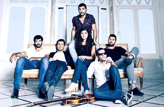 Caprichos de Apolo 2013: Mashrou' Leila