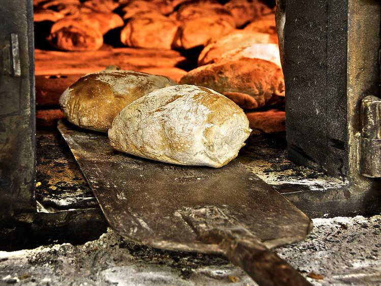 Panaderías artesanas