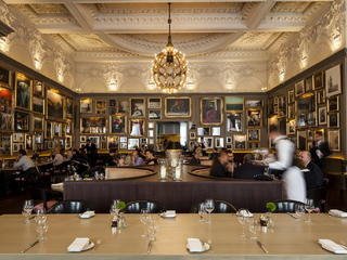 London's top 50 restaurants: Haute Cuisine
