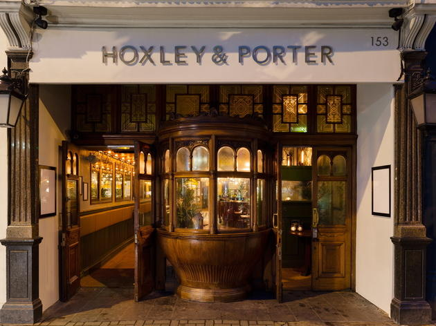 Hoxley and Porter (© Andrew Beasley)