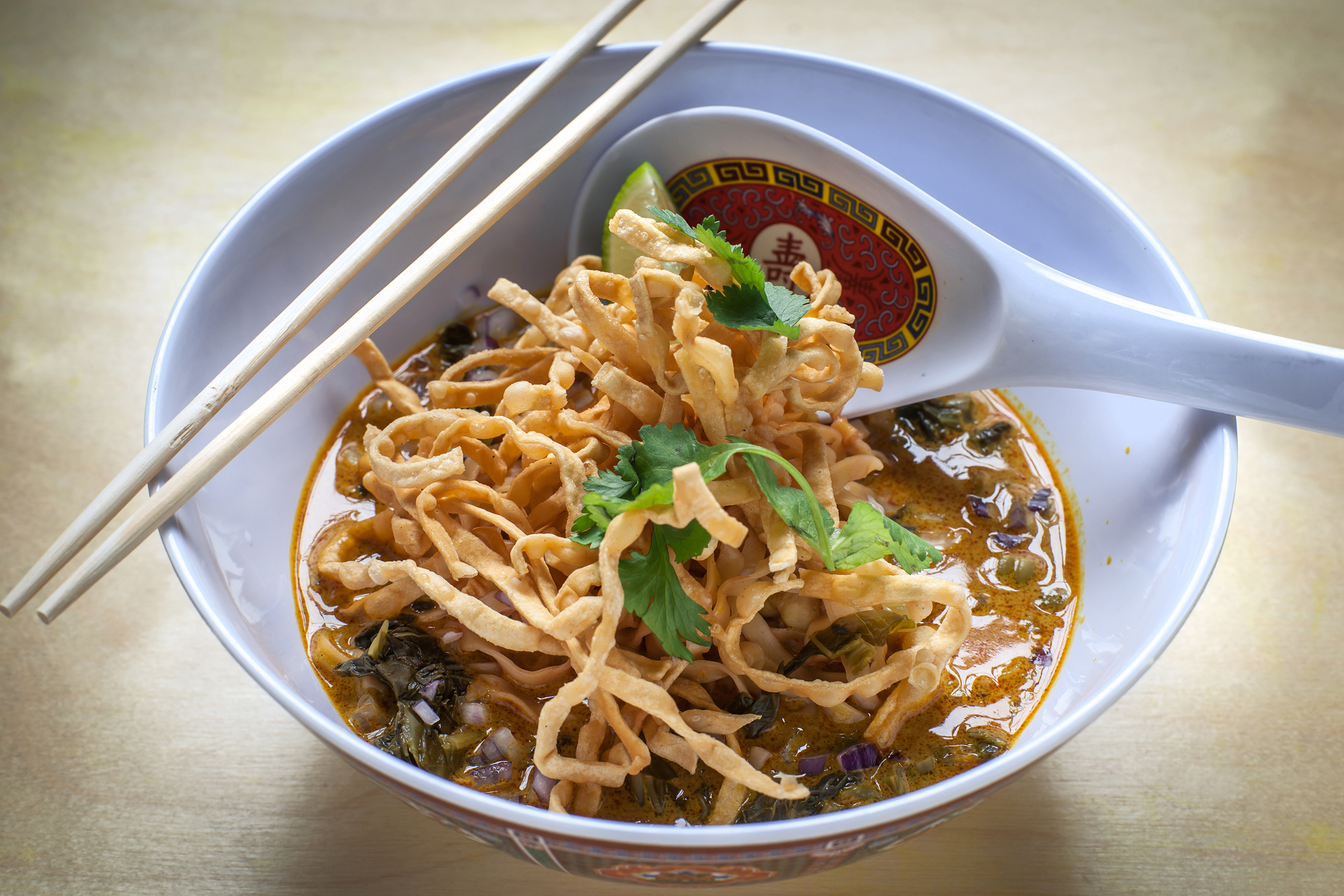 Khao Soi at Pig and Khao