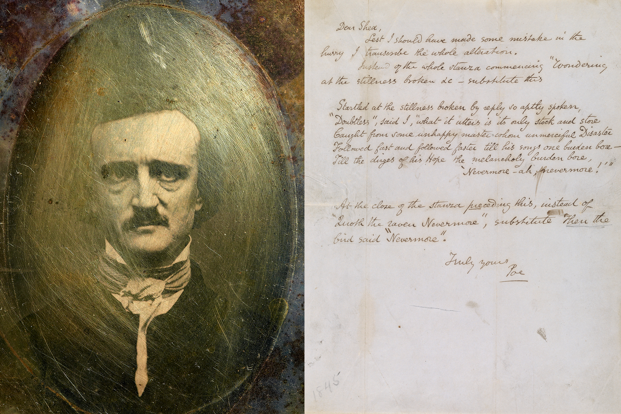 """Edgar Allan Poe: Terror of the Soul"""
