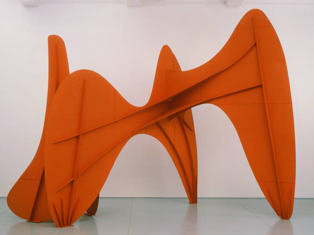 La Grande vitesse (Photograph: Courtesy Calder Foundation, New York / Art Resource, NY / © Artres)