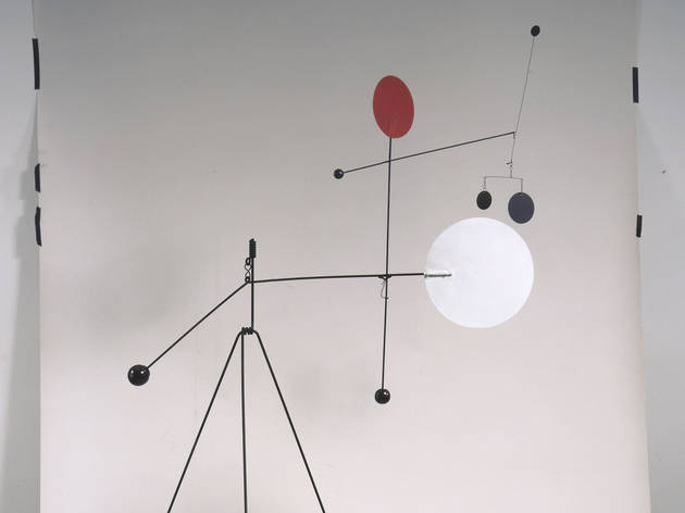 Untitled (Photograph: Courtesy Calder Foundation, New York / Art Resource, NY / © Artres)