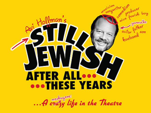 Avi Hoffman's Still Jewish After All These Years