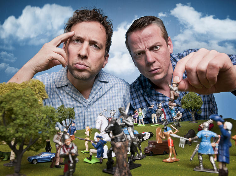 This week's best comedy shows
