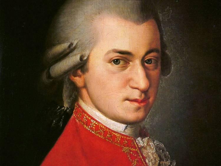 Els Mozart, reis de la música