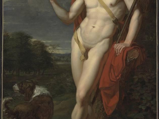 (Jean-Baptiste Frédéric Desmarais, 'Le Berger Pâris', 1787 / Musée des beaux-arts du Canada, Ottawa Photo © MBAC)