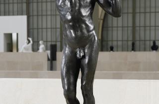 (Auguste Rodin, 'L'Age d'airain', 1877-1880 / © Musée d'Orsay, dist. RMN / Patrice Schmidt)