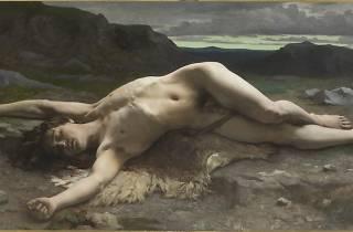 (Camille Félix Bellanger, 'Abel', 1874-1875 / © Musée d'Orsay, dist. RMN / Patrice Schmidt)