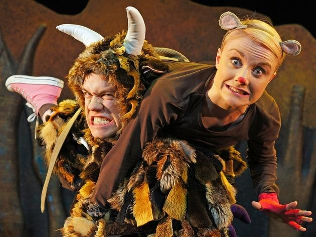 Top ten children's theatre shows this summer