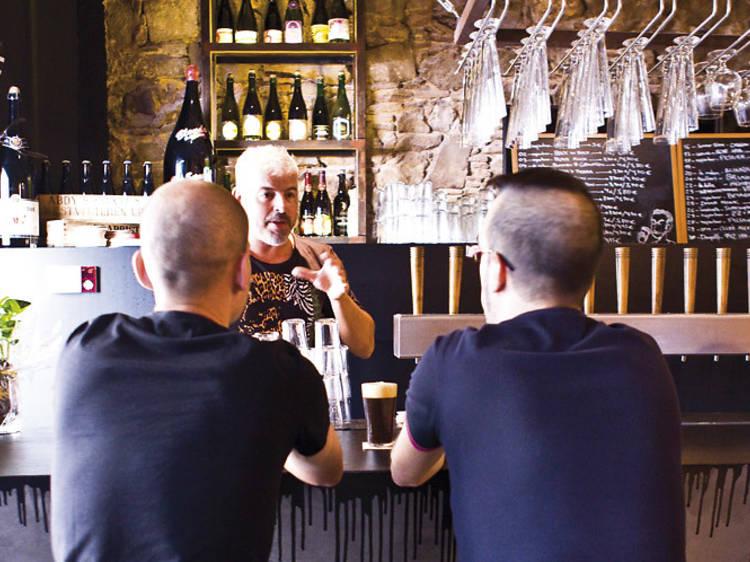 Biercab: un monument a la cervesa