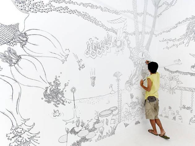 Yoshi Sislay Showroom