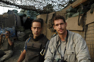 Which Way is the Front Line from Here? The Life and Time of Tim Hetherington