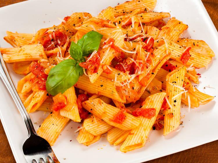 Pasta 'low cost'