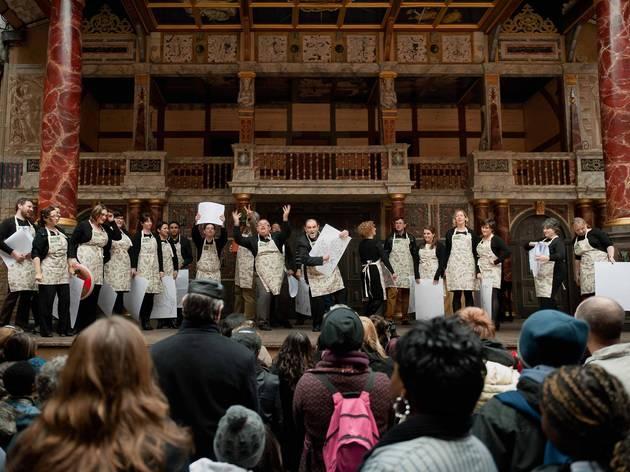 Sing with the Borough Market Choir