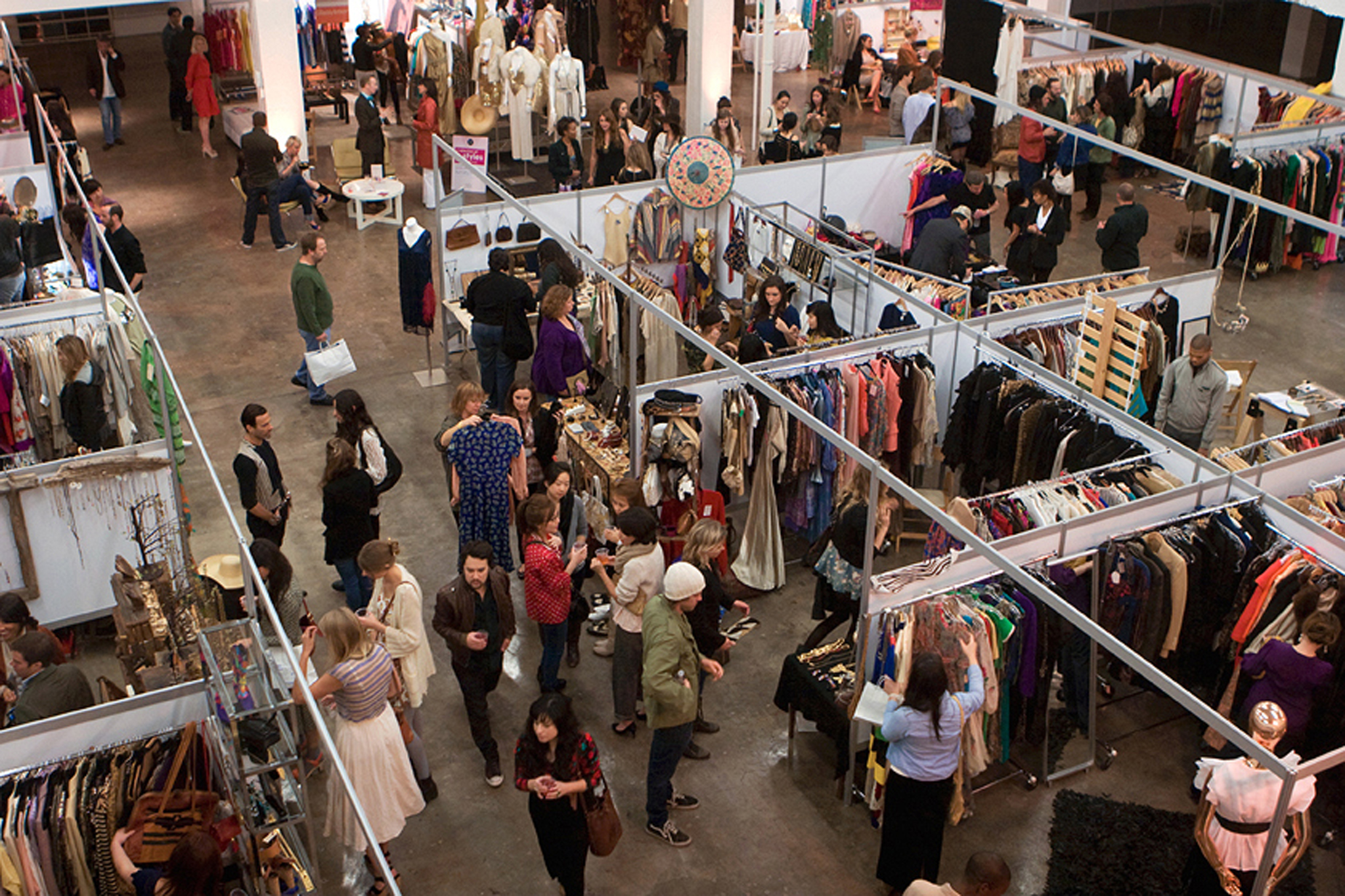 A Current Affair: Pop Up Vintage Marketplace