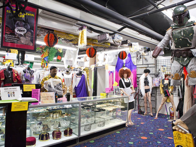 The best Halloween costume rental stores