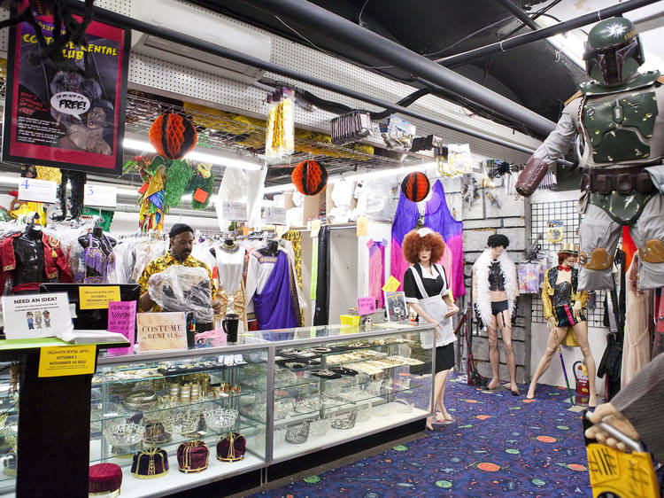 Check out the best Halloween costume rental stores