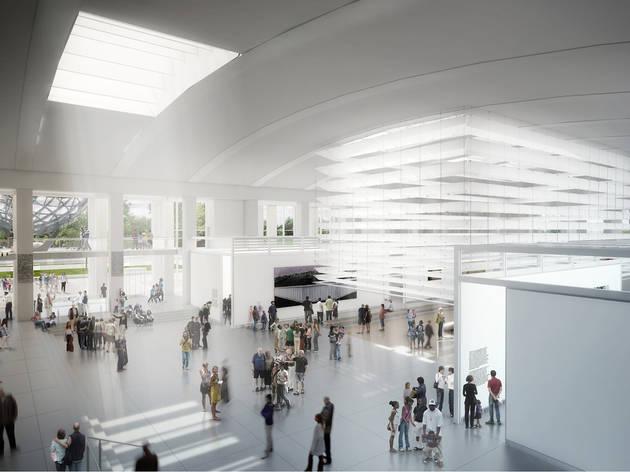 (Photograph: Grimshaw Architects)