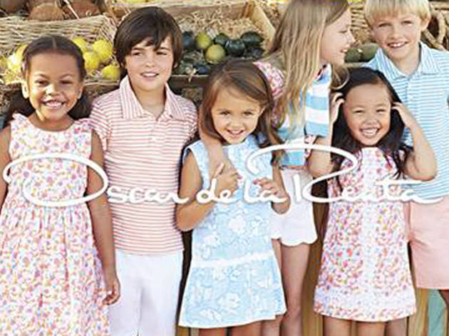 Oscar de la Renta Childrenswear Showcase